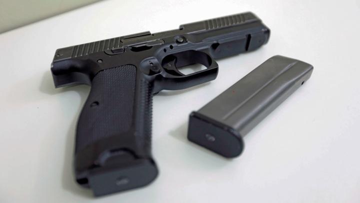 Росгвардия получила на тест новый пистолет