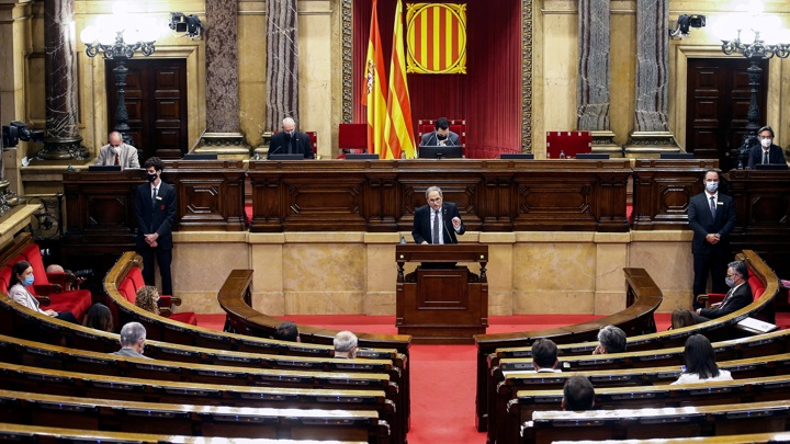 Каталонским политикам ужесточили условия наказания