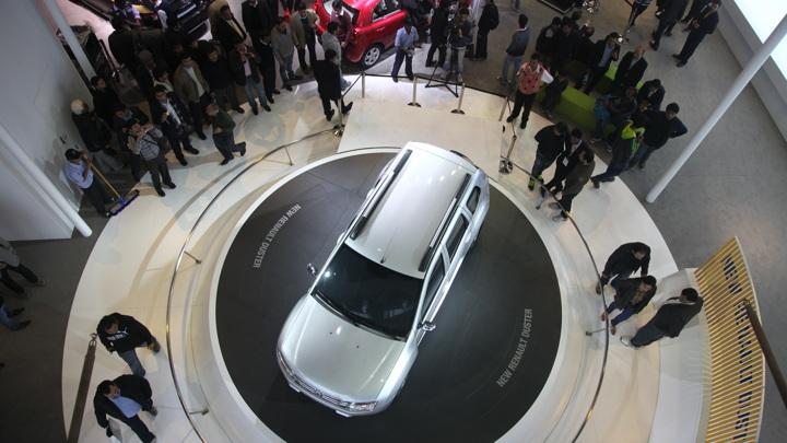 Renault предупредила о сбое поставок автомобилей в России