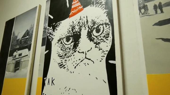 Русский музей показывает работы молодых художников-миллениалов