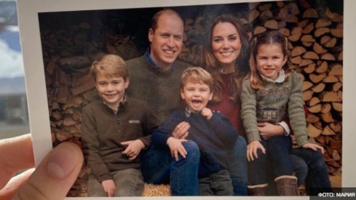Принц Уильям и Кейт Миддлтон отправили открытку нижегородской школьнице