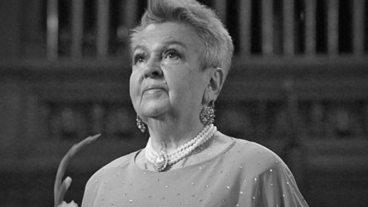 Ее песни узнавали по первым нотам: не стало легендарной Людмилы Лядовой
