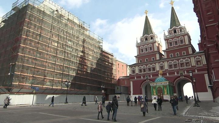 Началась реставрация Музея Отечественной войны 1812 года