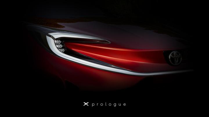 Toyota выпустила тизер нового электромобиля