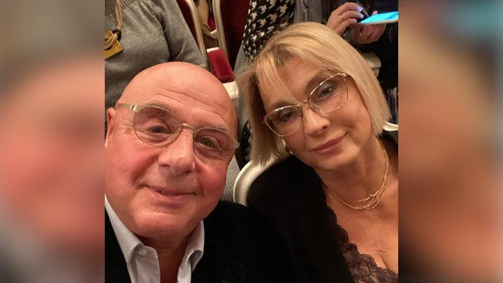 Жена актера Владимира Долинского попала в ДТП