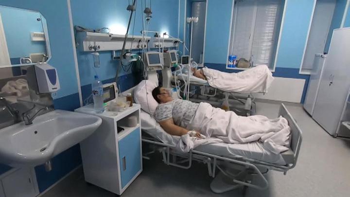 Прирост числа заболевших ковидом в России снизился до 0,18%