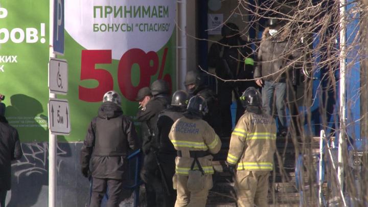 ЧП в Северодвинске: преступник объяснил захват офиса микрозаймов
