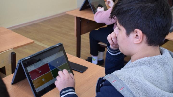 Еще в четыре ивановские школы поступит современное компьютерное оборудование