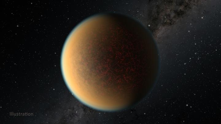 Планета GJ 1132b приобрела новую атмосферу благодаря вулканам.