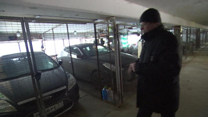 """Чиновники хотят снести построенный по госпрограмме """"Народный гараж"""""""