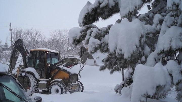 Дагестан приходит в себя после снежного шторма
