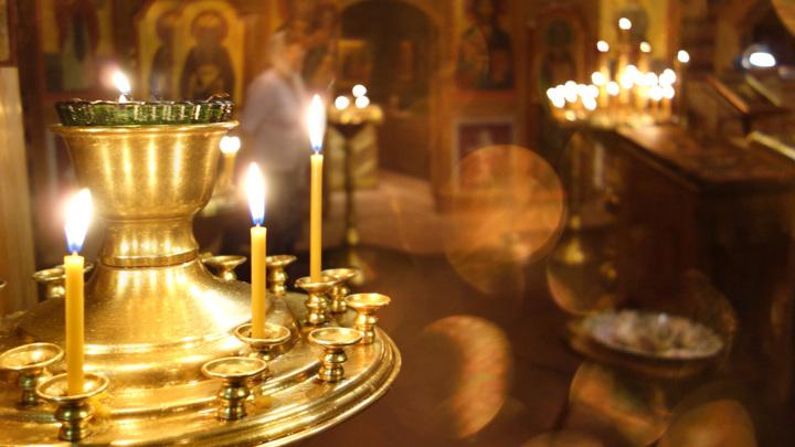 У православных началась Страстная седмица