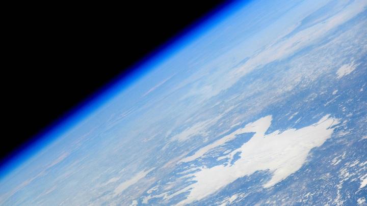 Онежское озеро сфотографировали из космоса
