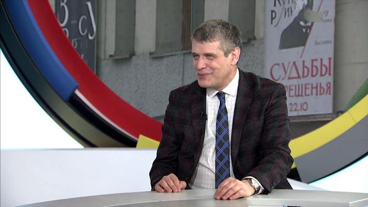 Беседа с Дмитрием Баком – директором литературного музея имени Даля