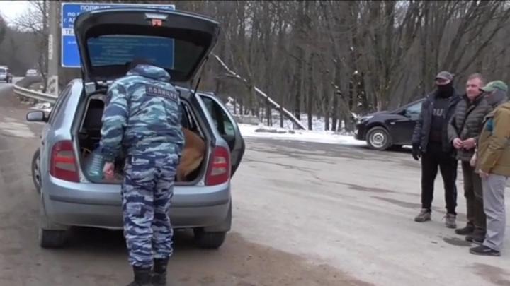 Агента украинской СВР задержали в Крыму