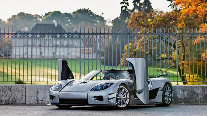 Самые дорогие автомобили в 2021 году