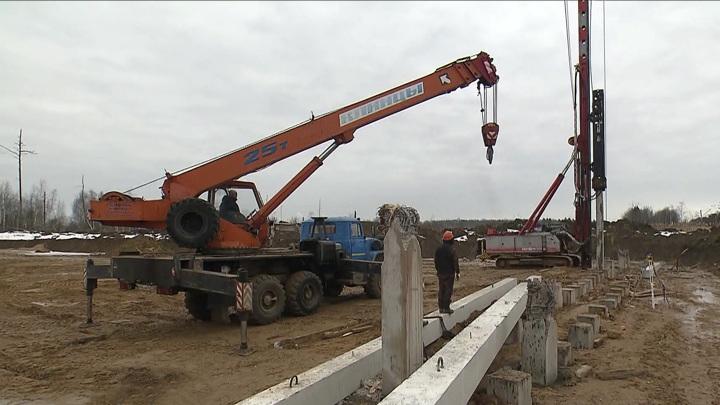 Дмитровское и Рогачевское шоссе свяжет новая дорога: огромная просека уже прорублена