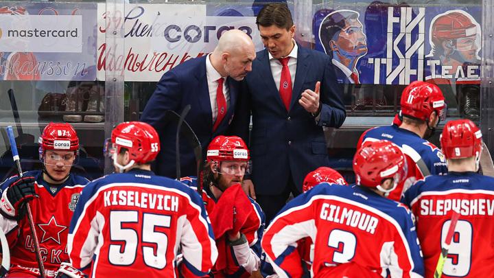 Никитин – о победе над СКА: в перерыве попросили ребят сконцентрироваться