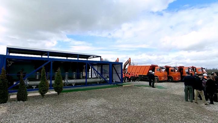 В Крыму запустили две скважины нового водозабора для снабжения Симферополя водой