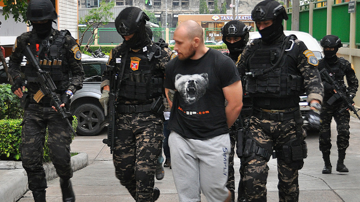 Российский хакер Медведев получил 10 лет тюрьмы в США