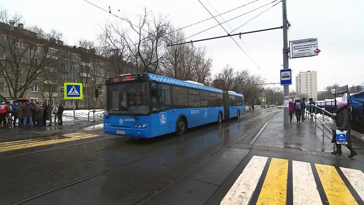 Москвичи встали на защиту трамвая