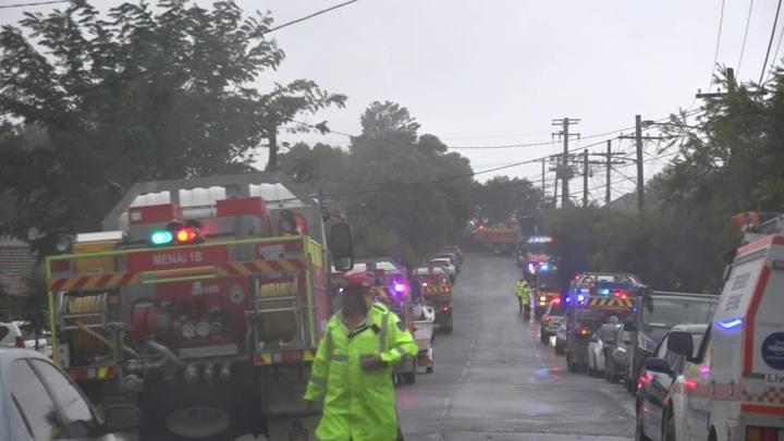 Наводнение в Австралии: 18 тысяч человек эвакуированы