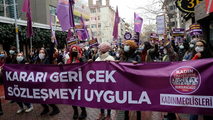 Защита женщин: Анкара ответила Байдену