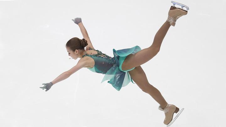 Фигуристка Трусова готова прыгнуть на чемпионате мира три четверных