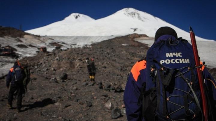 Спасатели нашли тела пропавших на Эльбрусе альпинистов