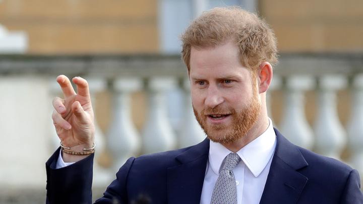 Принц Гарри примет участие в церемонии прощания с принцем Филиппом