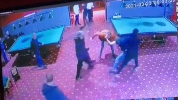 Появилась запись драки, в которой погиб чемпион мира по FCF-ММА