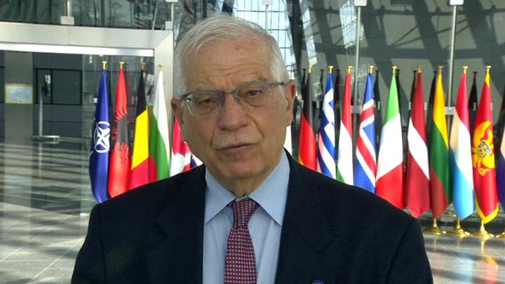 """Боррель: контракт Венгрии с """"Газпромом"""" не нарушает законы ЕС"""
