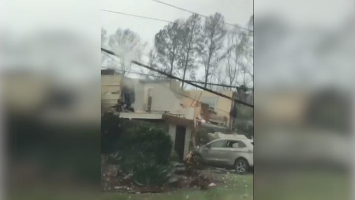 Торнадо в Алабаме: есть жертвы и разрушения