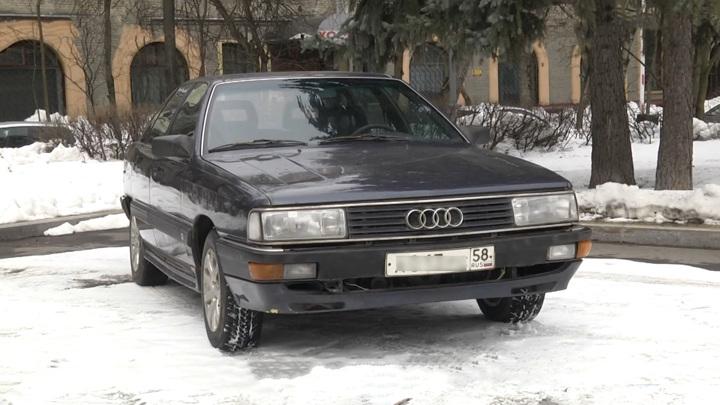 Умели же делать: Audi для настоящих ценителей скорости