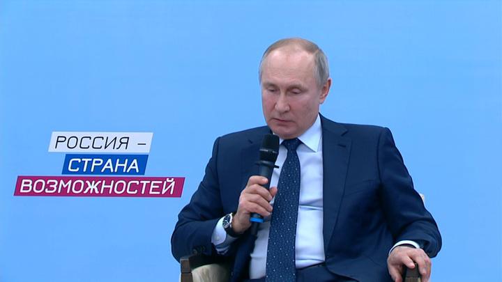 Ни лекарств, ни МРТ: Путин рассказал о смерти знакомого от ковида