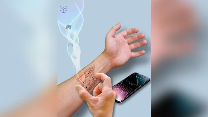 Новая технология позволит подзаряжать гибкие устройства прямо от сетей Wi-Fi.