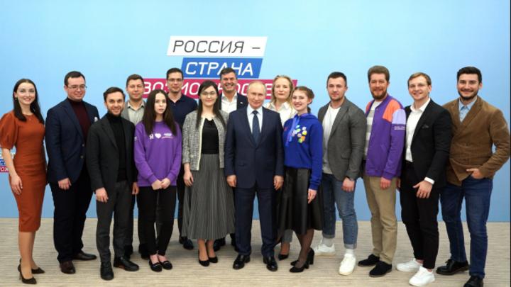 Путин поддержал предложение мэра Нижнего Новгорода о создании новой специализации