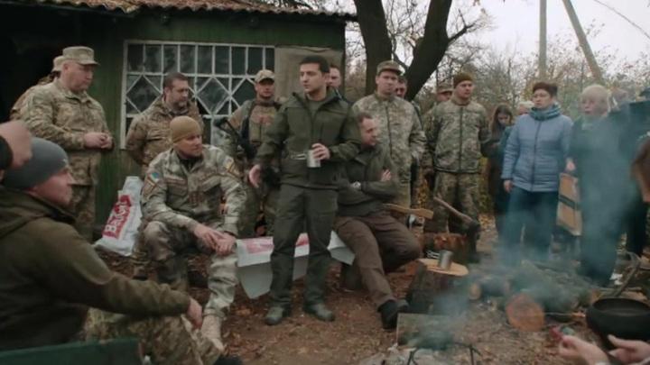 Стратегия Украины: милитаризация и противостояние России