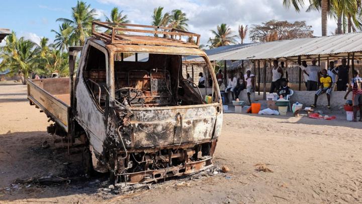 Исламисты расстреляли иностранных беженцев из Пальмы