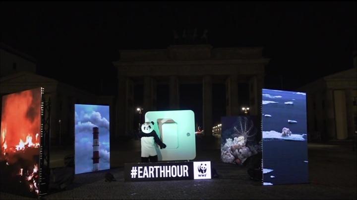 """""""Час Земли"""": Россия опять присоединилась к тотальному блэкауту"""