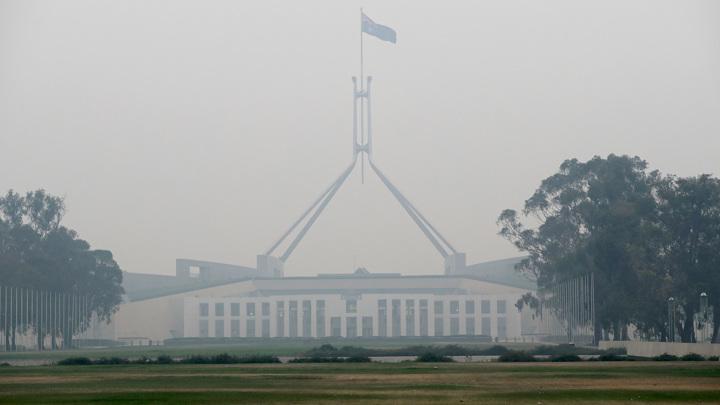Информсистемы парламента Австралии подверглись масштабному сбою