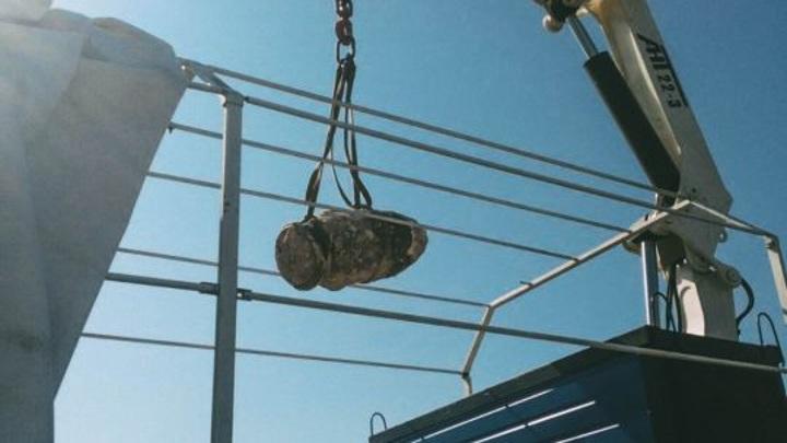 В Севастополе обезвредили немецкую авиабомбу весом 250 килограммов