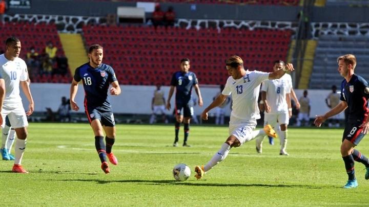 Гондурас оставил футболистов США без Олимпиады