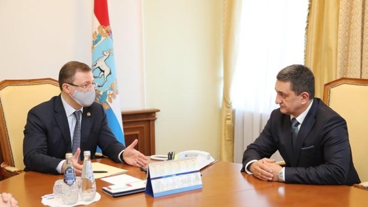 Министром спорта Самарской области стал Сергей Кобылянский