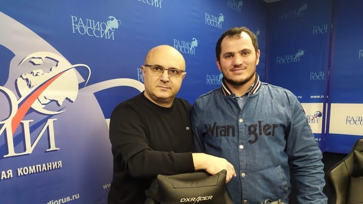 Заур Цохолов, Николай Мамулашвили