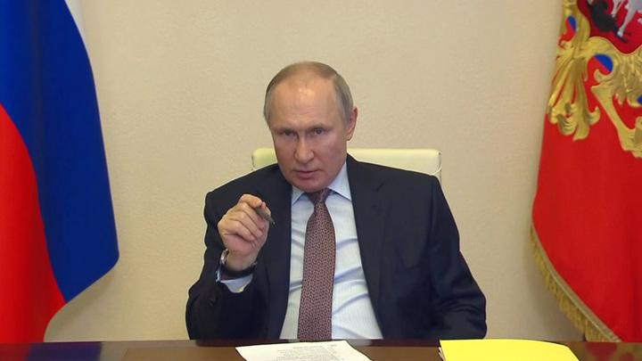 Путин: не справляющиеся с гособоронзаказом предприятия могут приватизировать