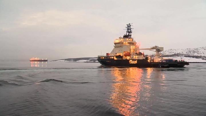 Путин: движение по Северному морскому пути может стать круглогодичным