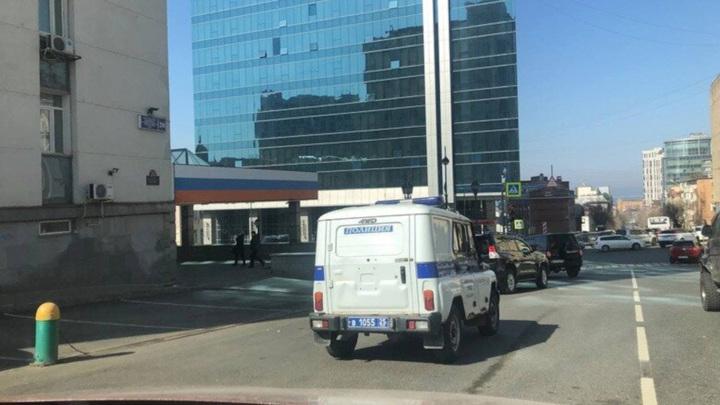 Взрывных устройств в здании мэрии Владивостока не нашли