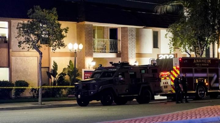 Четыре члена одной семьи убиты в перестрелке в Калифорнии