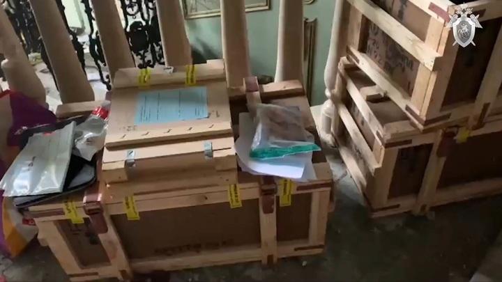 """В доме """"оружейного барона"""" из Мытищ нашли 33 ствола и свыше 100 тысяч патронов"""